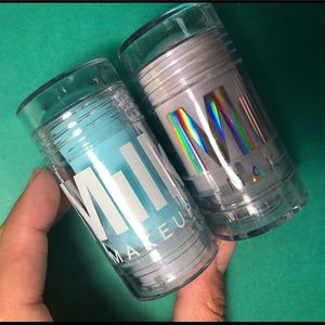 MILK MAKEUP cooling water and holographic stick